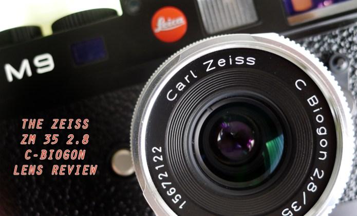 Zeiss 35 Biogon Review