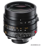 Leica 35 Summilux 1.4 FLE in stock..ONE in stock!
