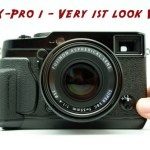 First Look Video of the Fuji X-Pro 1 and all of the lenses