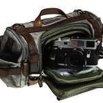 """The Wotancraft City Explorer """"Paratrooper"""" camera bag"""