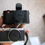 A tale of two Leica X2 cameras