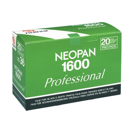 Fuji Neopan 1600