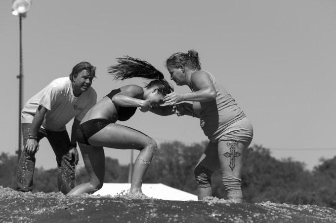 Coleslaw wrestling