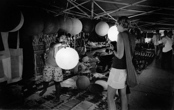 Market Luang Prabang Leica M6 Nokton Tri-X ISO 6400