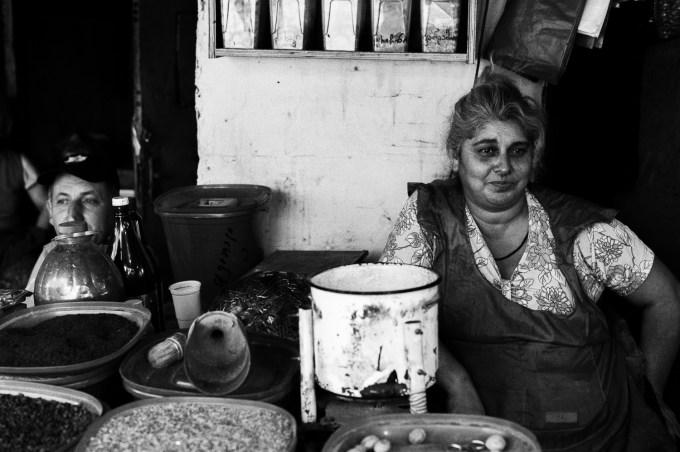 11. Spices shop - Tbilisi