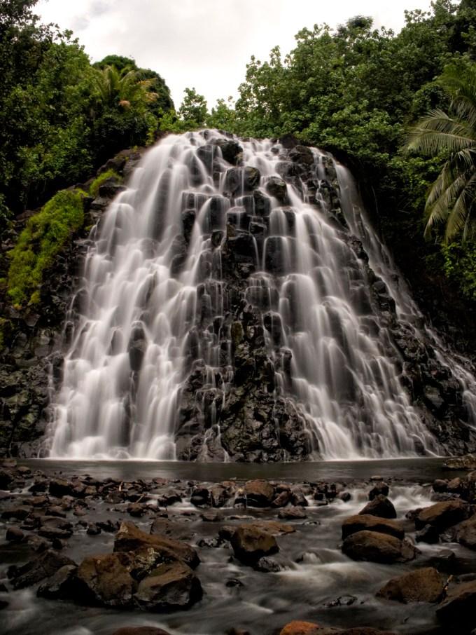 Kepirohi Falls, Pohnpei, FSM