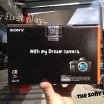 My first play with my dream camera, the Sony A7r by Josh Perera