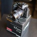 PRESS RELEASE: The SLR Magic 17mm T1.6 Micro 4/3 Lens