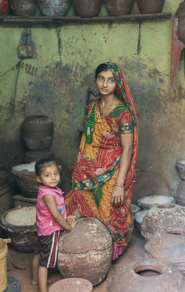 Dharavi Mother