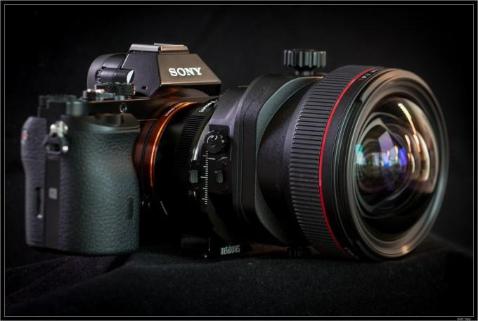 A7R with Canon 17mm TS-E tilt/shift