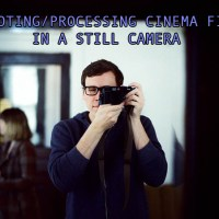 Shooting & Processing Cinema Film in a Still Camera by Brett Price