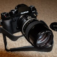 The Real Digital FM3? Nikon Manual Lenses on the X-T1 by David Nash