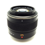 Panasonic 25 1.4 for Micro 4/3 is IN STOCK now!