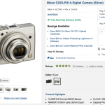 Best Christmas Deal Yet. Nikon Coolpix A, $700 OFF!