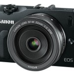 New Canon EOS M - Is this their new Mirrorless Camera to be released next week?