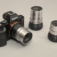 The Kodak Ektanar f/2.8 Lens on the Sony A7r by Chris Peters