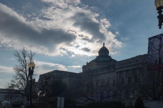Picture 11 - The Library of Congress Jefferson Building Washington DC 12 Dec 2014-DSCF0022