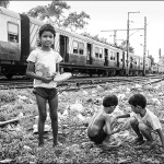 Kolkata India - Shooting the streets and smiles by Mark Seymour