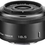 """Finally a fast 50! The new Nikon 18-5 f/1.8 Lens for the """"1"""" System."""