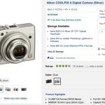 Best Christmas Deal Yet. Nikon Coolpix A, $700 OFF!