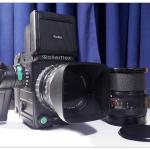 The Rolleiflex 6008 integral 6X6 camera review by Ibraar Hussain