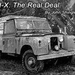 Tri-X: The Real Deal by John Shingleton