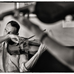 Back stage with the x pro1 By Stephen Swain