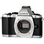In Stock Alert! Olympus OM-D Silver - Body Only - In Stock Now!