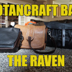 The Wotancraft RAVEN Mirrorless Camera Bag Video Review