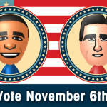 """It's a day of choices here in the """"Divided States of America"""" - Go Vote!"""