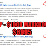 OFFICIAL: Leica M9 and M9-P Markdown - Maybe M10 will be $7995?