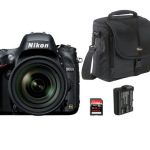 HO! HO! HO! A $700 Savings for the DSLR Lover - The Full Frame Nikon D600 one day sale & RX1 in stock..