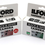 New Ilford B&W Disposable Cameras - XP2 and HP5 to go..