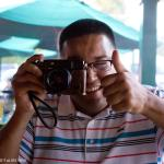 """On my way to """"The Cruise 2012"""" & Testing Fuji X-Pro 1 with 60 Hexanon 1.2!"""