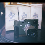 JB Designs Leica M 240 Grip & HoldFastGear Roamographer Mini in the house!