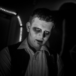 Scary Faces - Pushing the Monochrom Further by Jason Howe