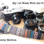 My First Week Fuji X-E1 Review... with X and M-Lenses by Amy Medina