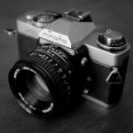 My Dad's Camera. Sliding back to the future by Mark Farnell