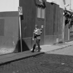 Street Photography in Dublin Ireland with Film By Fergus Fitzgerald