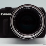 Weekend Tidbits. Canon EOS-M, RX1 lens rated and new Leather straps...