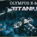 VIDEO: The Olympus E-M5II, 8mm Fisheye Pro and Voigtlander 10.5 f/0.95!