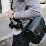The New Ona Leica BERLIN II Bag, NOW in BLACK!