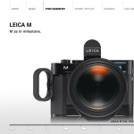 """More Leica M Porn: It's getting closer! More info and Brochure available on the """"Milestone"""""""