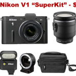 DEAL ALERT: Last chance for the Nikon V1 closeout specials...