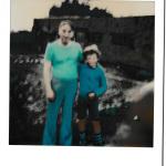 Instax fun, fun, fun! In memory of my father, Andre Lietaert.  By Ivan Lietaert
