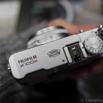 Fuji X100s Manual Focus and Auto Focus Demo and Explanation Video