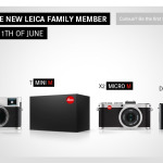 "June 11th 2013: The new Leica ""Mini"" will be revealed! So what is it?"