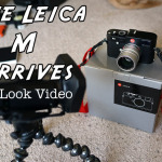 Leica M (Type 240) Video Overview - Very 1st look, Menu System, Shutter sound and more
