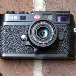 Sylvester Stallones Leica M9 and 35 Summarit Lens (sort of) for sale..