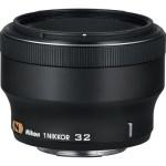Wow! Premium 32 1.2 (85mm) for Nikon 1 Series arrives...